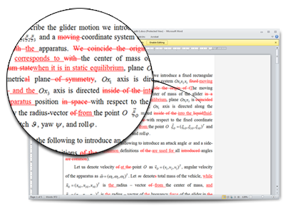 High-Quality Proofreading Services
